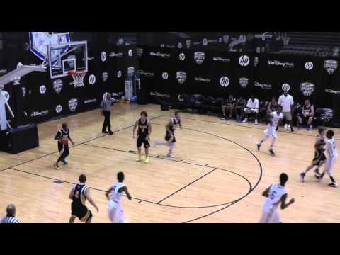 Kevin Purnell #10 - Wellington Wolves 7th Grade Highlights!!!