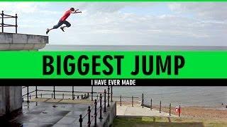[Biggest Jump - Free Running / Parkour] Video