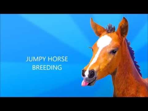 New! Jumpy Horse Breeding game