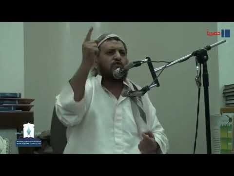 راقب ما تفعله من خير أو شر - د. صالح بن علي الوادعي