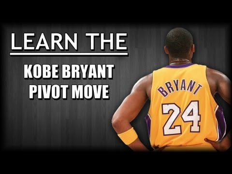 Basketball Moves - Learn the Kobe Pivot Move!!!