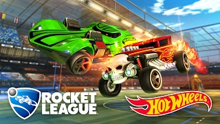 Rocket League - Hot Wheels Trailer