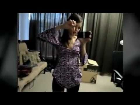 The Vampire Diaries - Behind The Scenes With Nina Dobrev (Part 3)