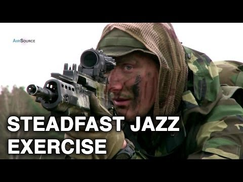 NATO Steadfast Jazz Military Exercise - Drawsko Pomorskie Training Area, Poland