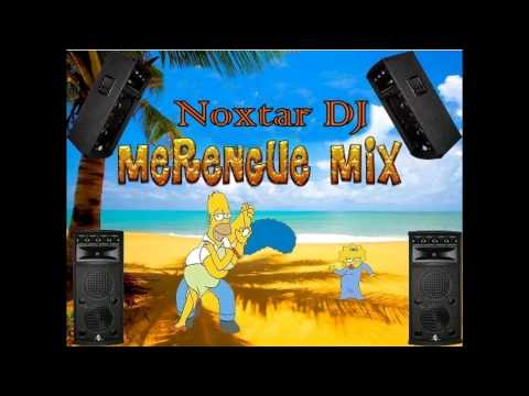 Techno-Merengue Mix Bailable - Noxtar DJ