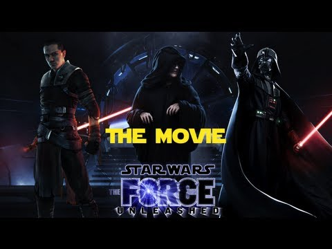 Star Wars: The Force Unleashed I [The Movie]