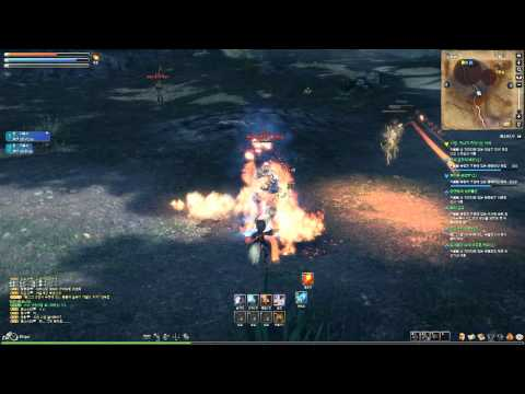 Blade & Soul CBT1 Force Master Gameplay HD