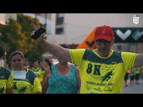 8K y Milla solidaria Valencia-Nazaret