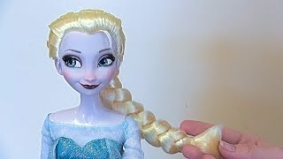 "ELSA Disney 16"" Singing Doll FROZEN Let It Go!"