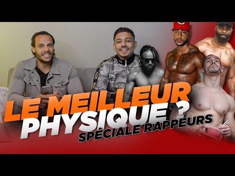 ON JUGE LE PHYSIQUE DES RAPPEURS