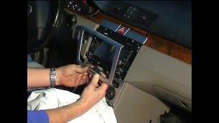 Radio Passat / Cambio De Radio Passat / How To Remove Unit