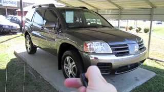 Short Takes: 2004 Mitsubishi Endeavor XLS Start Up, Engine, and Brief Tour