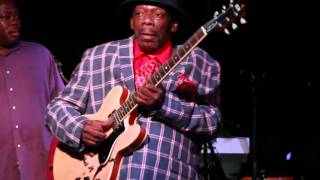 Got My Mojo Workin' - by Lucky Peterson at the 2016 KNON Blues Festival