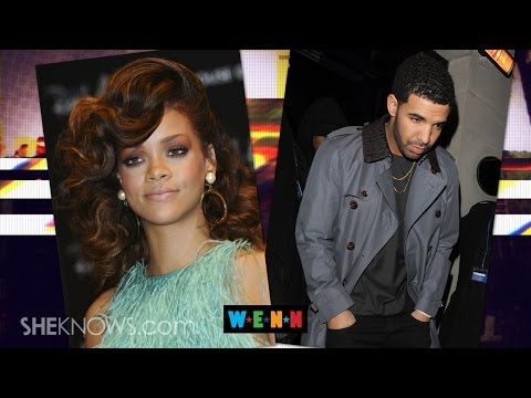 Rihanna and Drake Break Up Again; Rapper