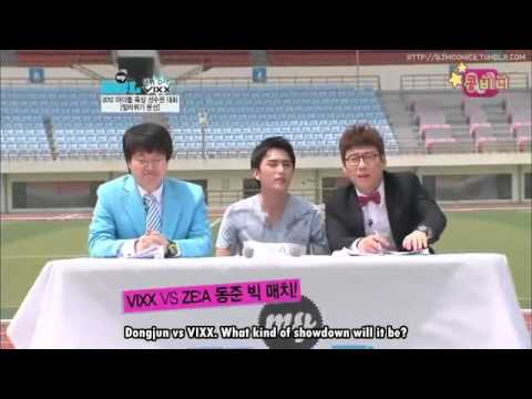 [ENG SUB] 120517 VIXX MyDOL Ep.06 (1/3)