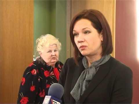 Смотреть видео Вентспилс посетит министр благосостояния