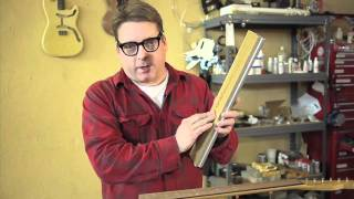 Watch the Trade Secrets Video, Radius-sanding Beam