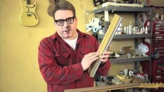Watch the Trade Secrets Video, Radius-sanding Beam