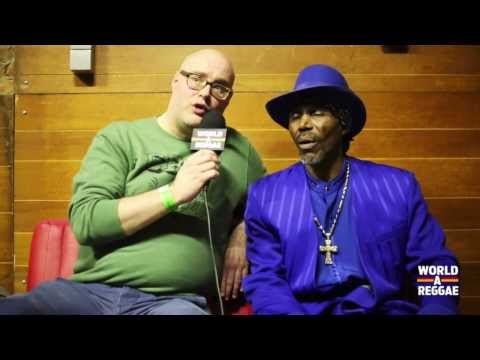 Interview with Errol Dunkley, Antwerp, February 2014