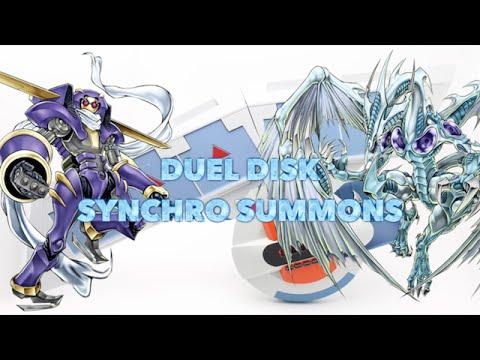 Yu-Gi-Oh Duel Disk Tutorial: Synchro Summons