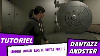 TUTORIEL Comment OUVRIR Le COFFRE FORT De La BANQUE De