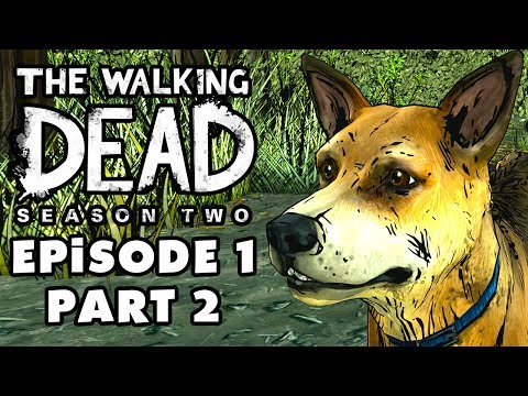 The Walking Dead: Season 2 - Episode 1: All That Remains - Gameplay Walkthrough Part 2