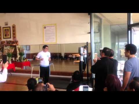 Hong Gia Vietnam Gio To 2015: Moc Nhan(Wooden Dummy)