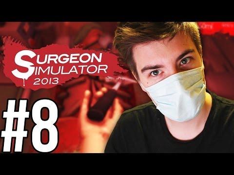 Surgeon Simulator 2013: MÓÓÓZG (w karetce!) [#8]