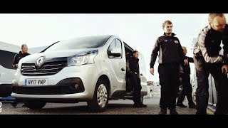 How Renault's Trafic helps Pyro Motorsport - 2017 Clio Cup champions (sponsored). Auto Express.