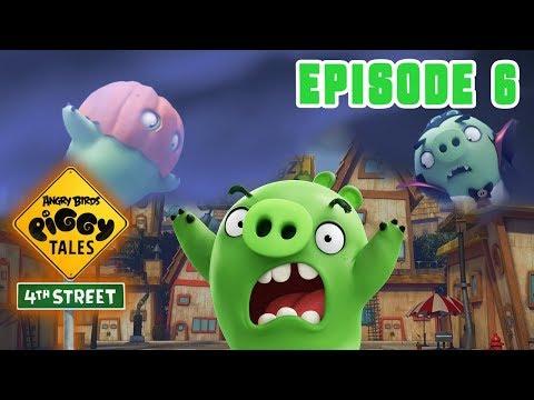 Piggy Tales - Halloween - Temná mlha