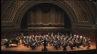 UMich Symphony Band - Shostakovich Festive Overture