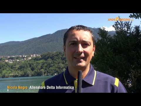 Copertina video Nicola Negro, allenatore della Delta Informatica