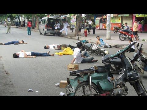 Việt Nam 2016: Gần 28,000 người thương vong vì tai nạn giao thông