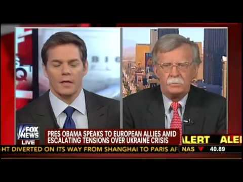 Bolton: Obama Is Living In a World of Words, Putin Is Living In a World of Power