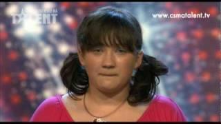 Tereza Anna Mašková | Česko Slovensko má talent 2010