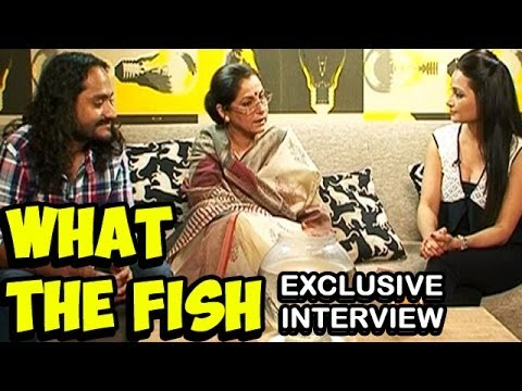 What The Fish - Dimple Kapadia talks about Ranveer Singh, Ranbir Kapoor, Movie Promotions & more