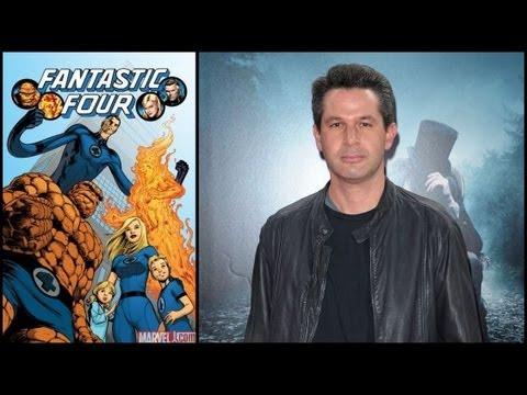 Simon Kinberg Rewrite Fantastic Four