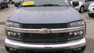 2006 Chevrolet Colorado LT 4x4 Regular Cab videos