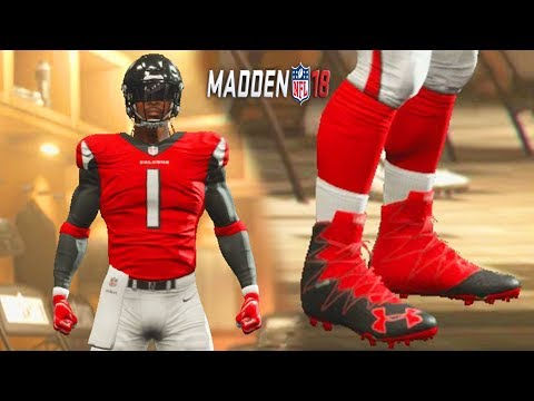 Madden 18 Career Mode WR Ep 1 - THE ULTIMATE WR PLAYER CREATION