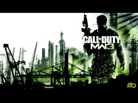 Modern Warfare 3 - Sniper gameplay / Quickscope - MW3 : Call of duty
