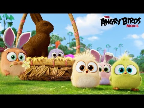 Angry Birds - Velikonoce