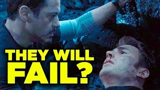 Avengers Endgame Theory: THEY WILL FAIL (Second Snap?)