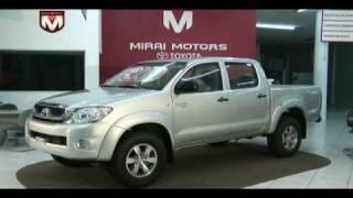 Mirai Motors Toyota Melhor Compra