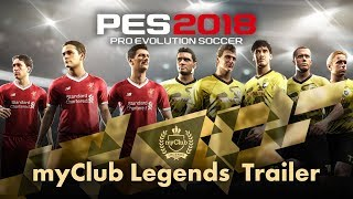 PES 2018 - Legends Trailer