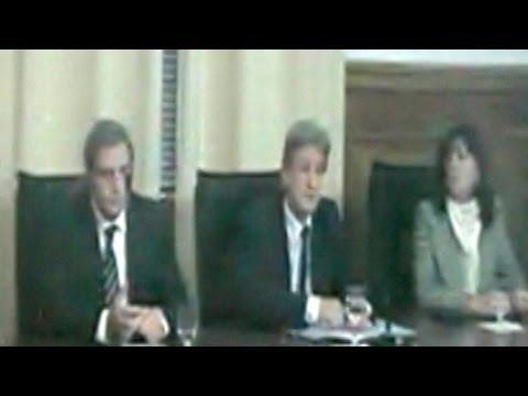 Lesa humanidad: condenaron a 8 a�os y medio de prisi�n a los tres imputados en Rosario