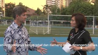 Tim Carr On Kompas TV With Subtitle