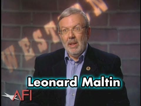 Leonard Maltin On THE WILD BUNCH