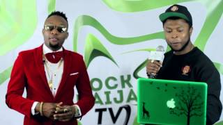 KCEE Gets interviewed on Rocknaija TV