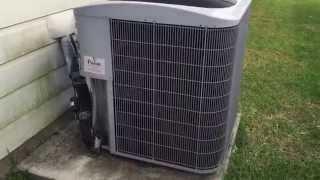 Por que se congela un aire acondicionado?