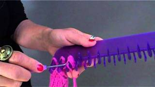 Knit Fun Loom Video Demo